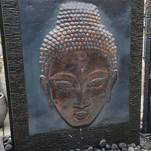 Copper Wall – Buddha