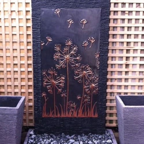 Copper Wall – Dandelion